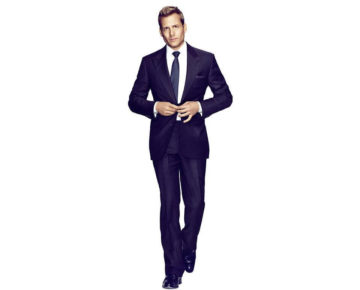 How To Dress Like Harvey Specter | Suits