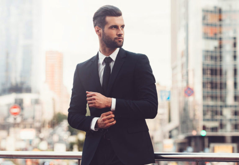 How To Be The Best Dressed Man In The Room